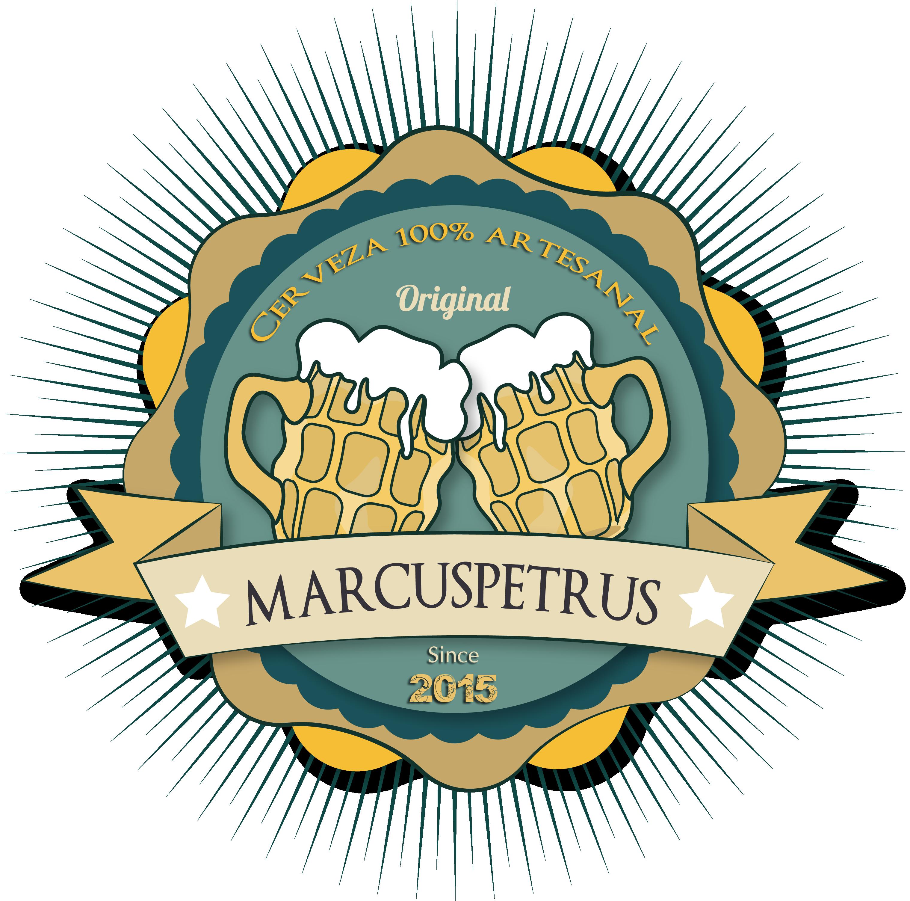 Cerveza artesanal MARCUSPETRUS