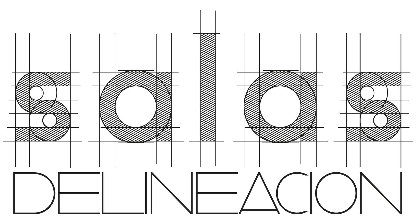 Logotipo y web Salas Delineación