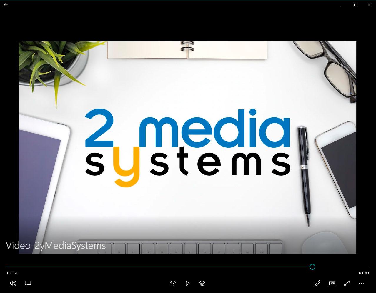 Edición de video 2 y Media Systems
